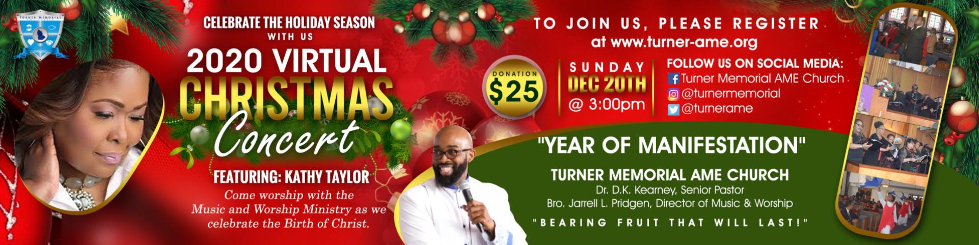 2020 Virtual Christmas Concert