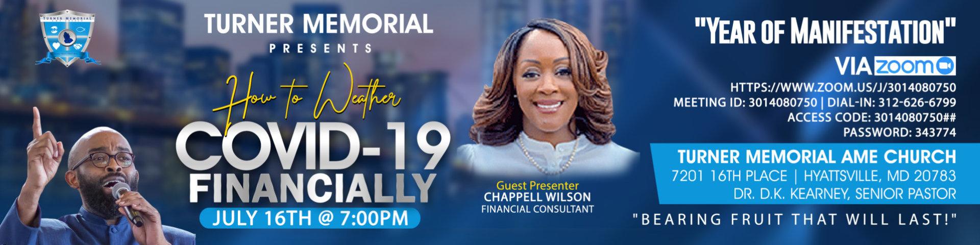 Financially Seminar Banner