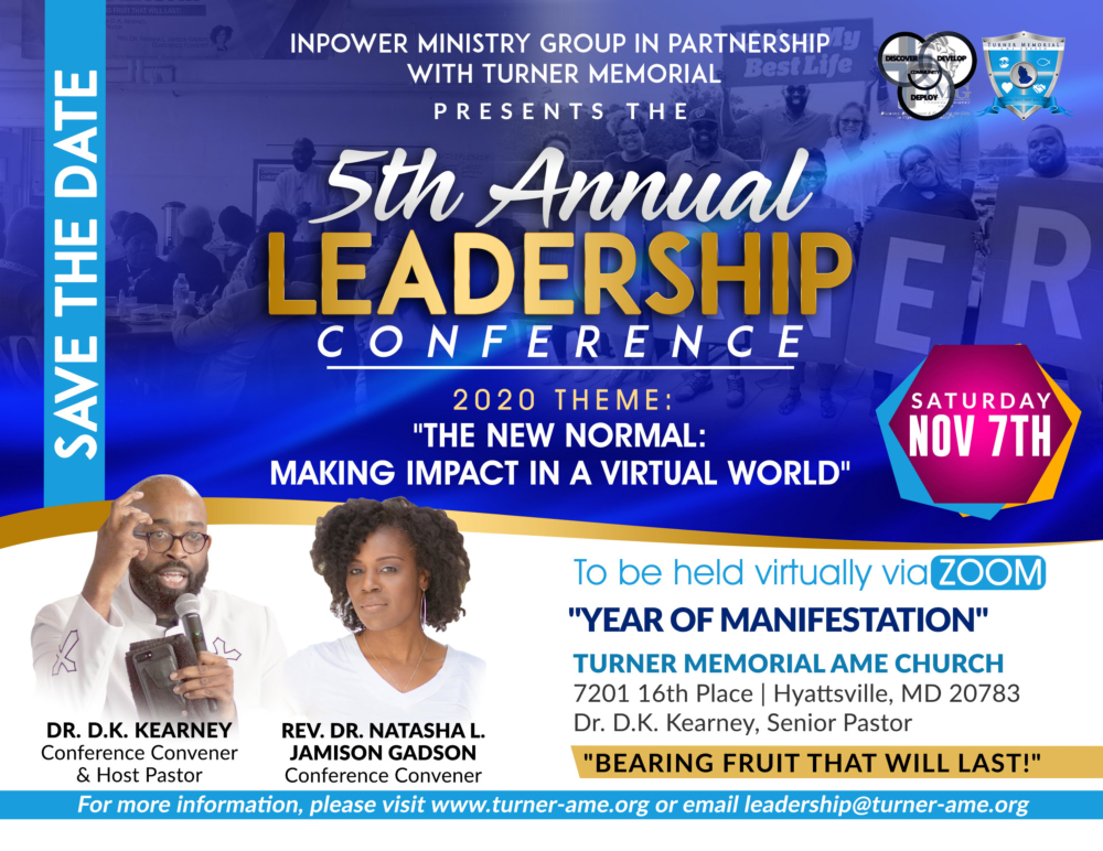 5th Annual Leadership Conference Flyer