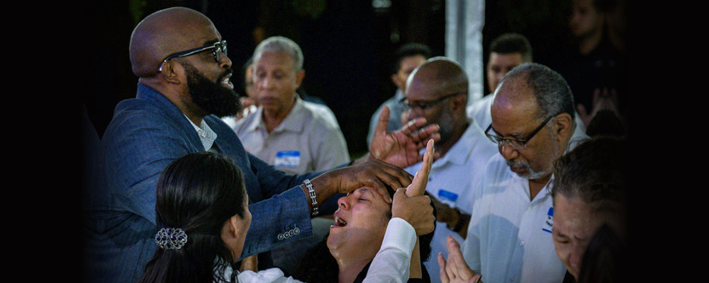 healing gathering
