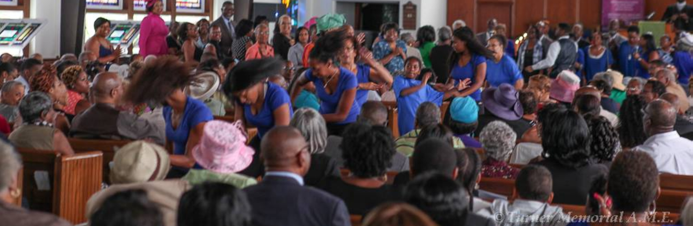 believers worshipping